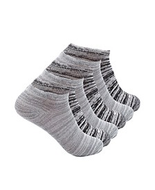 by Shelli Segal Women's Low Cut Ankle Socks, 6 Pack
