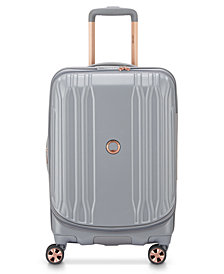"""Delsey Eclipse 21"""" Carry-On Spinner, Created for Macy's"""