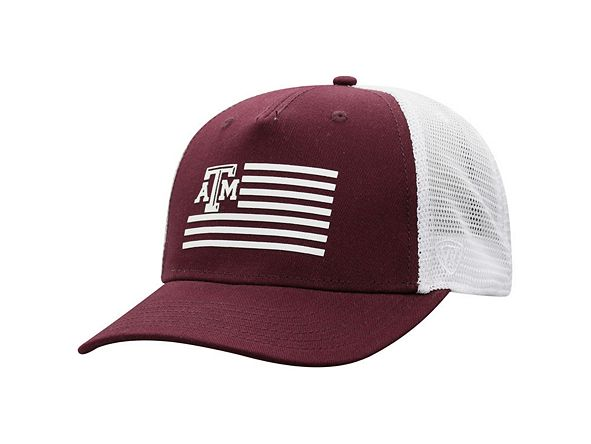 Top of the World Texas A&M Aggies Here Trucker Cap