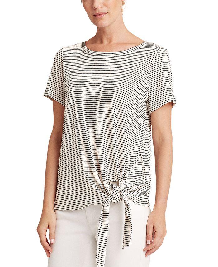 Lauren Ralph Lauren - Striped T-Shirt