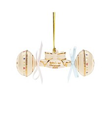 2020 Baby's First Christmas Rattle Ornament