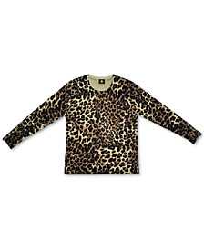 Cheetah-Print Top, Created for Macy's