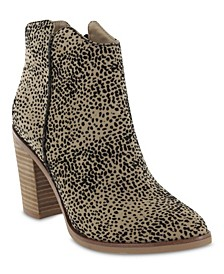 Women's Patton Western Inspired Boots