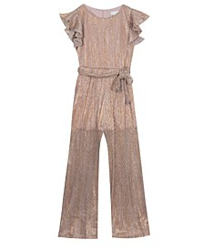Big Girl Knit Jumpsuit