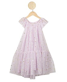 Toddler Girls Iris Tulle Dress
