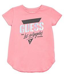 Big Girls Iridescent T-Shirt