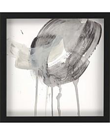 """Swath II Framed Wall Art, 27"""" x 27"""""""