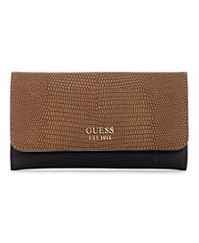 Lyndi Slim Clutch Wallet