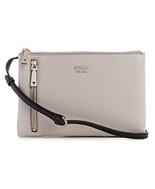 Naya Double Zip Crossbody Bag