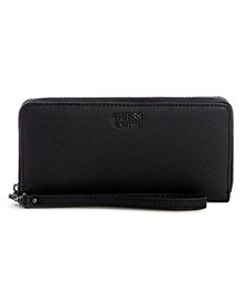 Cami Large Zip Around Wallet