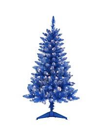"""4"""" Pre-Lit Fashion Artificial Christmas Tree"""