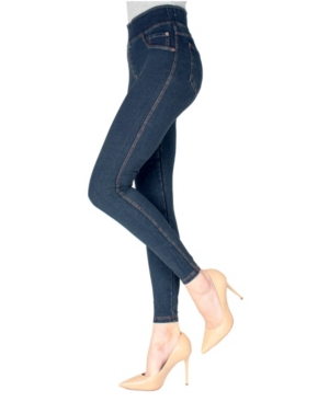 Denim Shaping Jean Women's Leggings