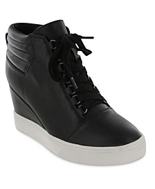 Women's Kane Wedge Sneakers