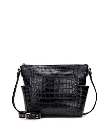 Leather Aveley Crossbody