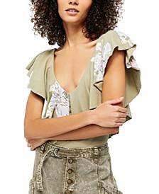 Matilda Printed Bodysuit
