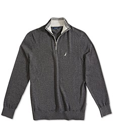 Men's Navtech Classic-Fit 1/4-Zip Sweater