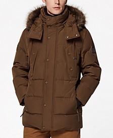 Men's Gattaca Down Parka Coat