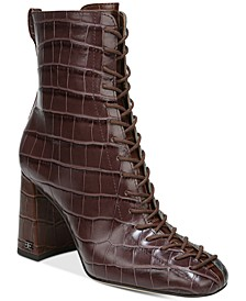 Women's Carney Lace-Up Booties