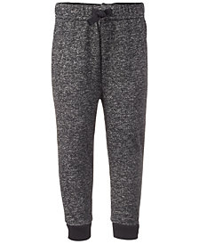 First Impressions Baby Boys Marled Jogger, Created for Macy's