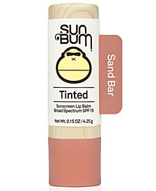 Tinted Sunscreen Lip Balm SPF 15, 0.15-oz.