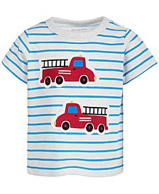 Baby Boys Firetruck T-Shirt, Created for Macy's