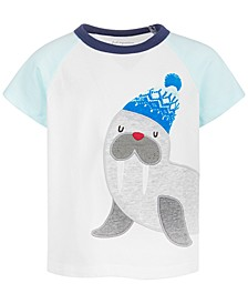 Toddler Boys Walrus T-Shirt, Created for Macy's