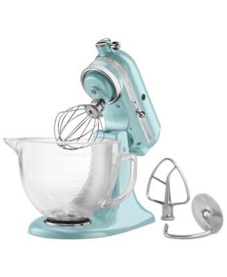kitchenaid ksm155 5 qt stand mixer