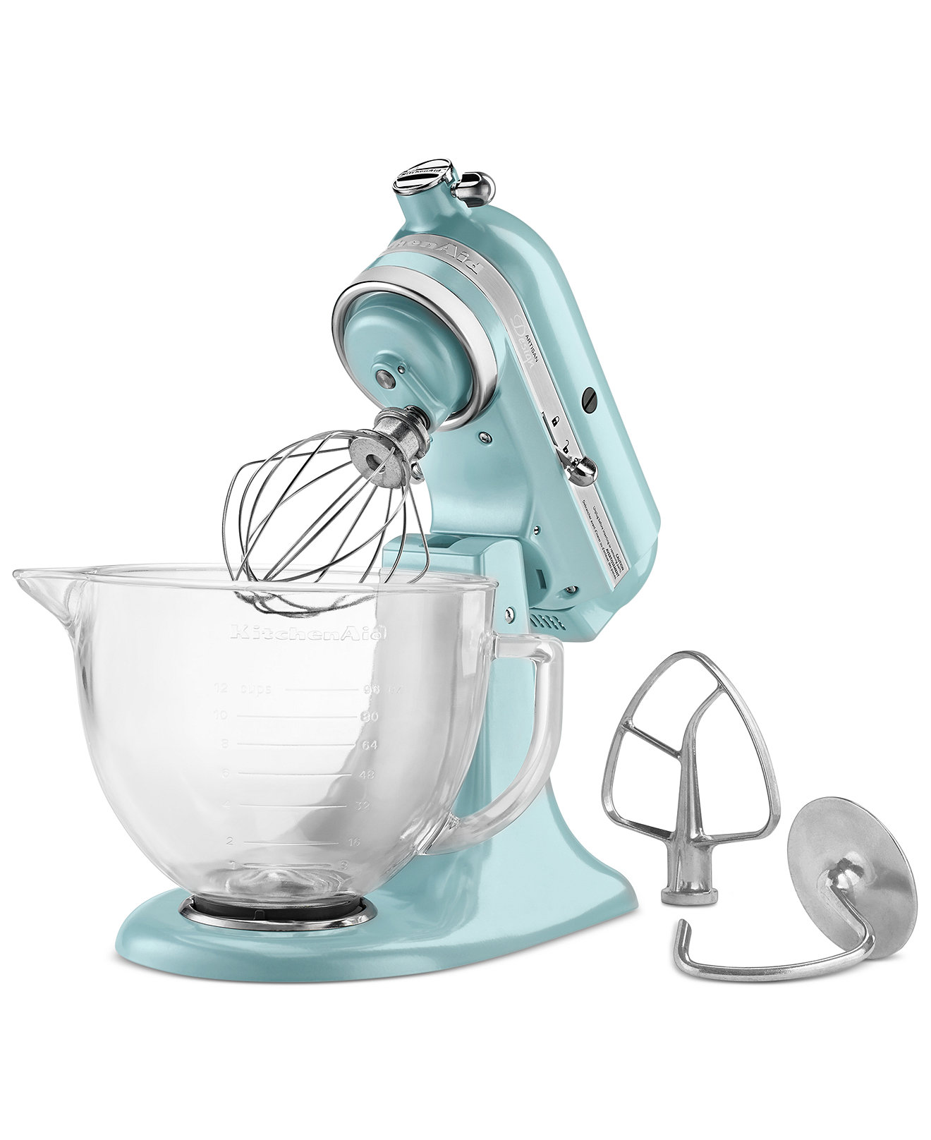 KitchenAid KSM155 5 Qt. Stand Mixer - Electrics - Kitchen - Macy's ...