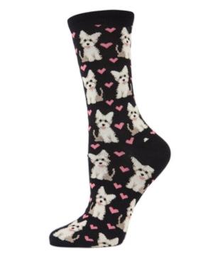 Puppy Love Women's Novelty Socks