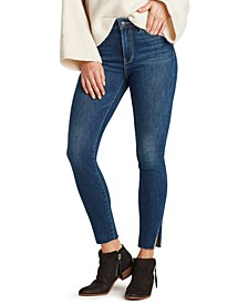 Sam Edelman The Stiletto Slit-Hem Jeans
