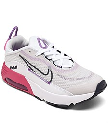 Little Girls Air Max 2090 Casual Sneakers from Finish Line
