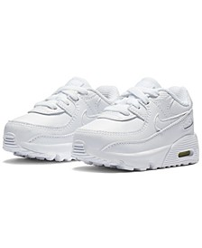 Toddler Air Max 90 Leather Casual Sneakers from Finish Line