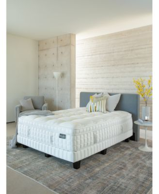 """Austen Collection Addington 15"""" Firm Box Pillow Top Mattress Set- Twin"""