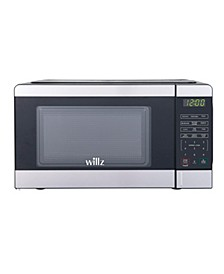 0.7 Cu. Ft. Stainless Steel Microwave