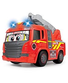 Happy Fire Truck