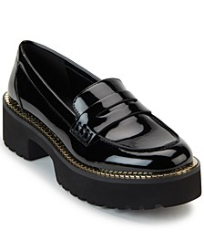 Alz Lug Sole Loafers