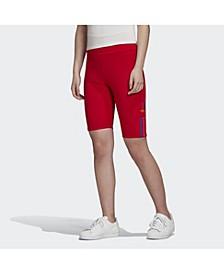 Women's Adicolor 3D Trefoil Short