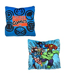 Marvel Comics Get Together 2pk Squishy Pillow