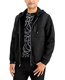 INC Men's Parade Zip-Front Hoodie, Created for Macy's