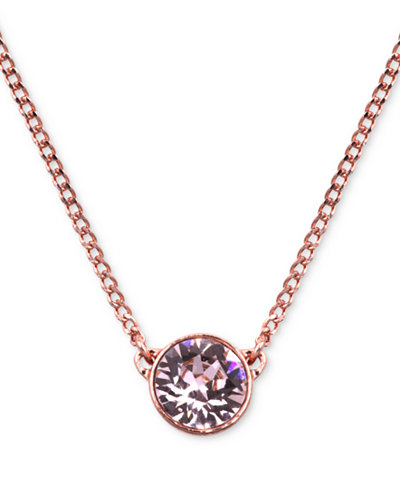 givenchy necklace swarovski element pendant jewelry