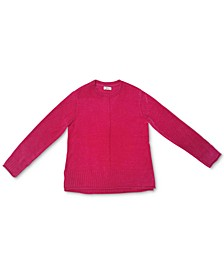 Chenille Pullover Sweater, Created for Macy's