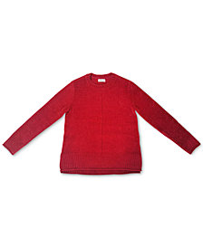 Style & Co Chenille Pullover Sweater, Created for Macy's