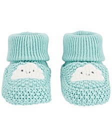 Baby Boys and Girls Cloud Booties