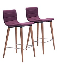 Jericho Counter Chair, Set of 2