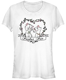 Women's The Aristocats Purrfect Short Sleeve T-shirt