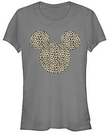 Women's Disney Mickey Classic Animal Ears Short Sleeve T-shirt