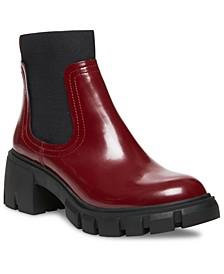 Women's Hallsey Lug-Sole Booties