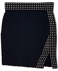 INC Studded Skirt, Created for Macy's