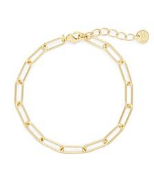 14K Gold Plated Colette Bracelet