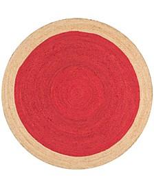 Eleonora 6' x 6' Round Area Rug